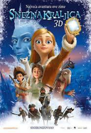 Animirani film: Snežna kraljica 3D