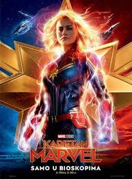 Film: Kapetan Marvel 3D