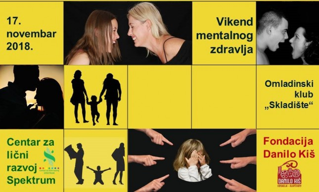 Vikend mentalnog zdravlja: Partnerski odnos i mentalna higijena