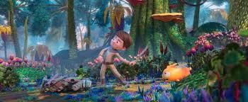 Animirani film: Vilijeva planeta 3D