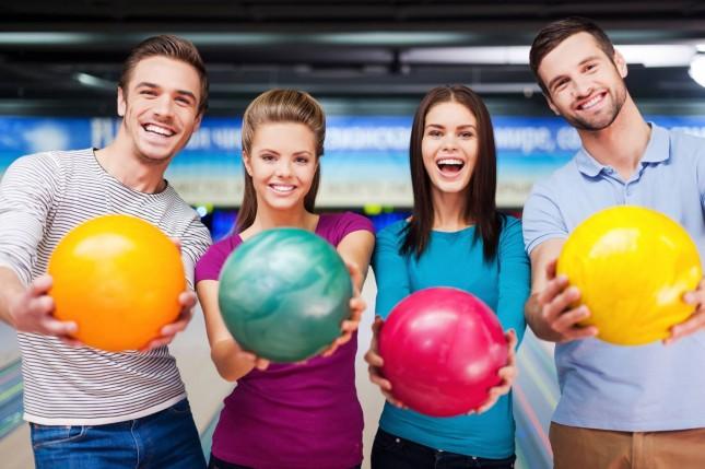 Disko bowling veče