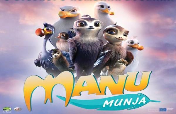Animirani film: Manu Munja