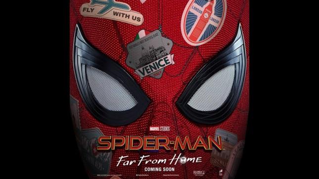Film: Spajdermen - Daleko od kuće 3D