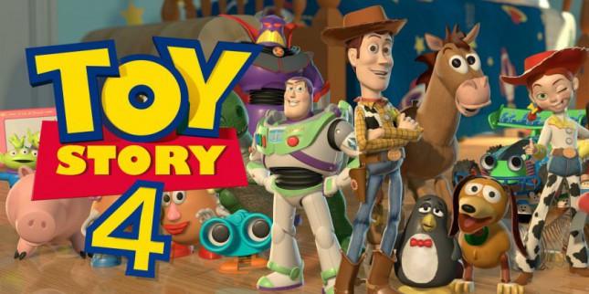 Animirani film: Priča o igračkama 4 3D