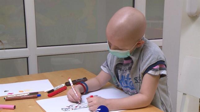 Резултат слика за deca obolela od raka
