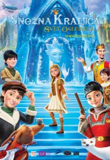 Animirani film: Snežna kraljica - Svet ogledala 3D