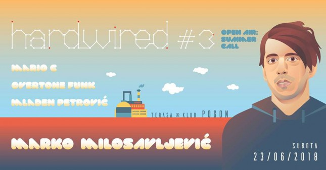 Hardwired #3: Summer call: Marko Milosavljević