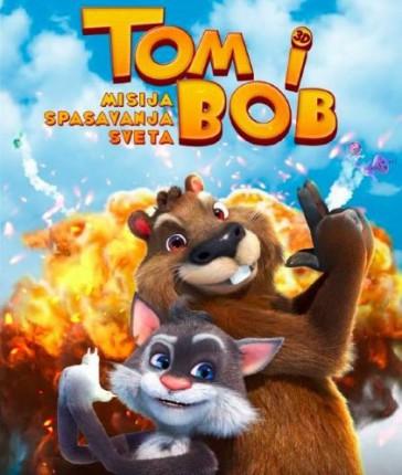 Animirani film: Tom i Bob - misija spasavanja sveta