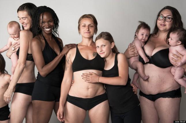 Studenti predstavljaju: Lepota ženskog tela nekad i sad