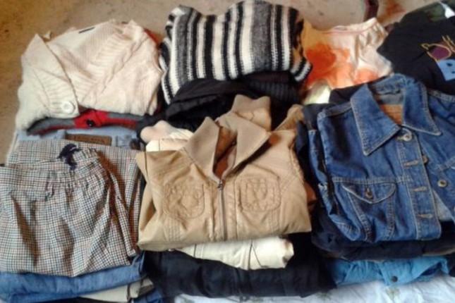 Podela polovne garderobe