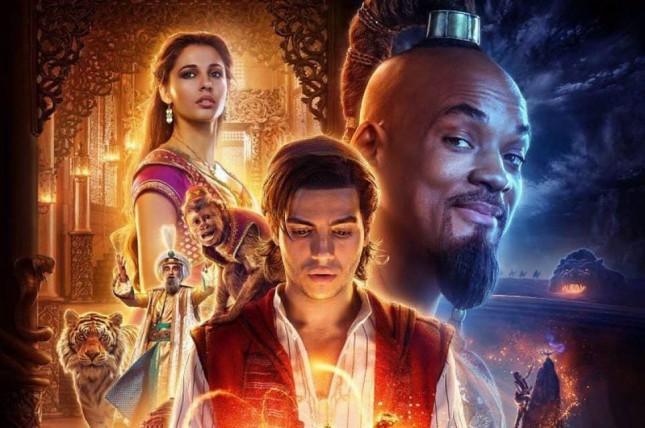 OTKAZANO Film: Aladin