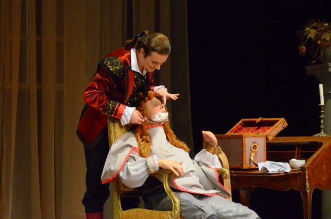 Opera: Seviljski berberin