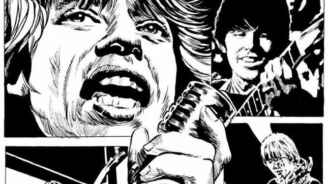 Video veče posvećeno grupi The Rolling Stones