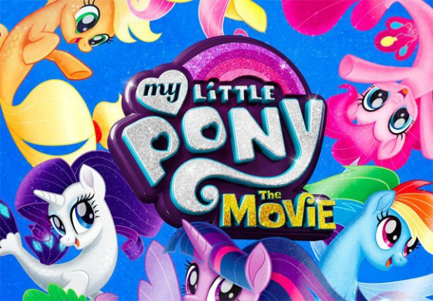 Animirani film: Moj mali Poni film