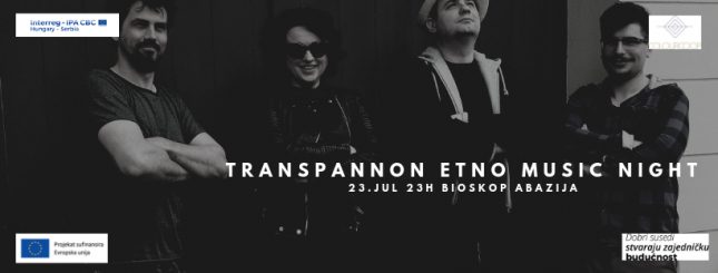 Koncert: Transpannon etno music night