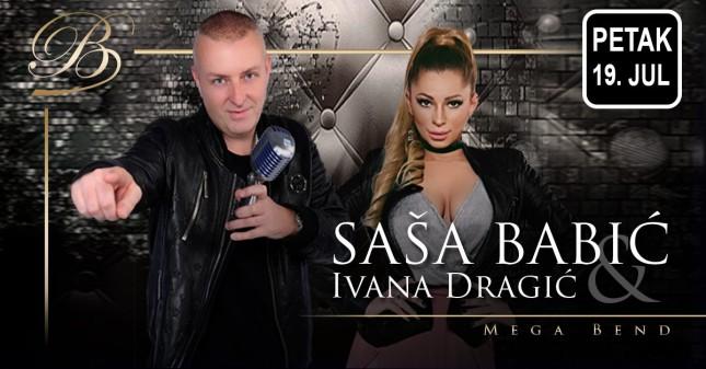 Saša Babić i Ivana Dragić
