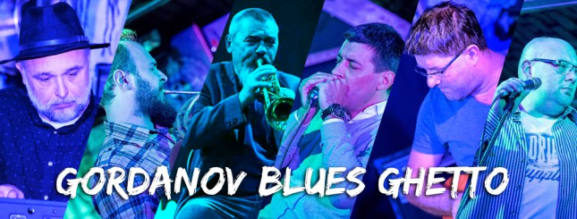 Koncert: All That Jazz & Blues - Gordanov Blues Ghetto