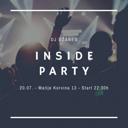 Inside party