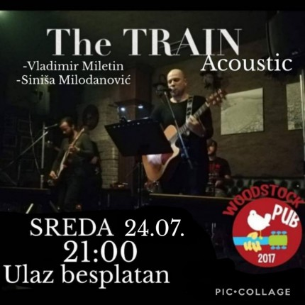Akustična svirka: The TRAIN