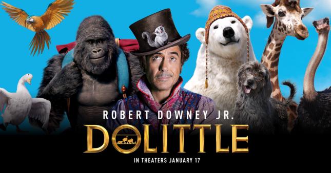 Film: Dulitl 3D