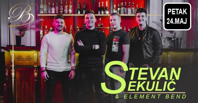 Stevan Sekulić & Element bend