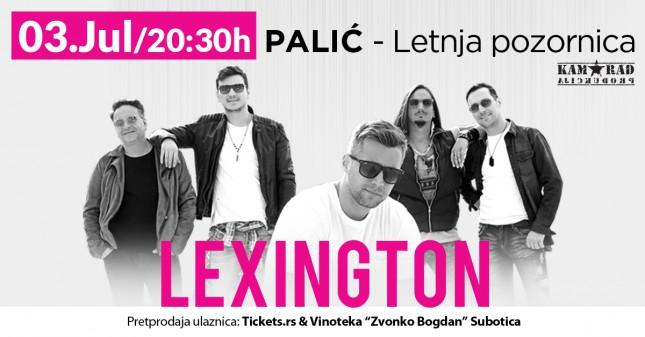 Koncert: Lexington bend
