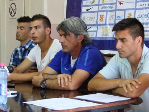 """FK """"Spartak"""" počinje sezonu gostovanjem u Užicu"""