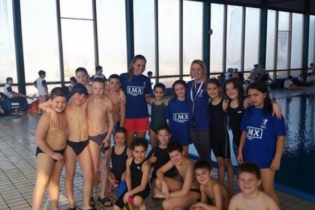 Nove medalje najmlađih plivača u Somboru