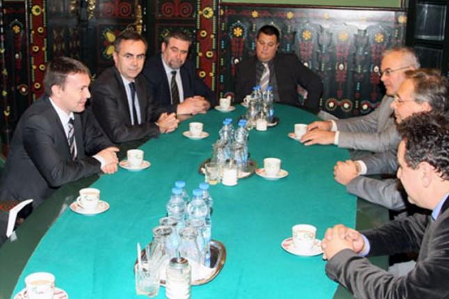 Prijem za ministra uprave u Vladi Republike Hrvatske