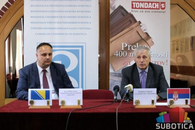 Delegacija BiH posetila Regionalnu privrednu komoru
