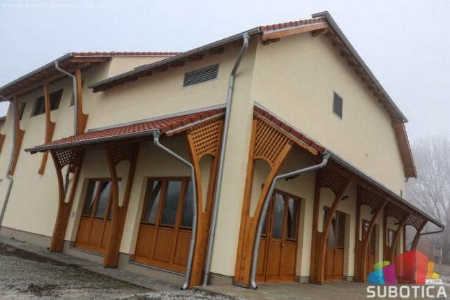Mađarski kulturni centar na Paliću uskoro i zvanično počinje sa radom