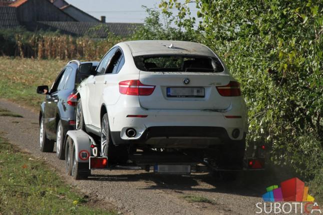 Teško ubistvo na Paliću, jedna osoba povređena