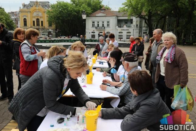 Zdravstvenim akcijama obeležen Međunarodni dan sestrinstva