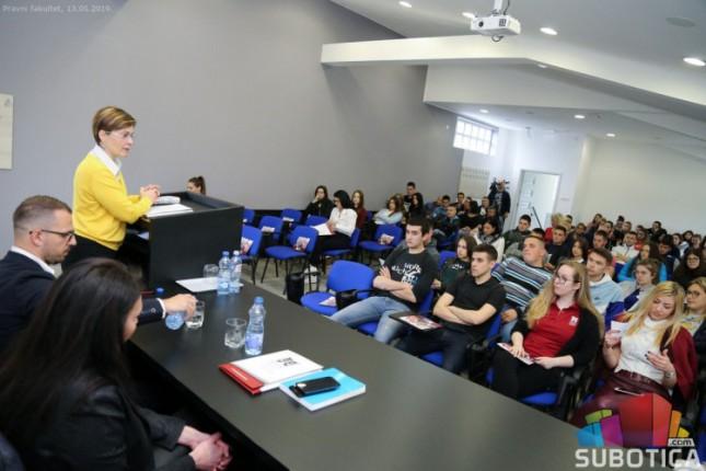 Pravni fakultet otvorio vrata budućim studentima
