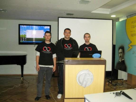 Subotički studenti u finalu Mikrosoftovog takmičenja
