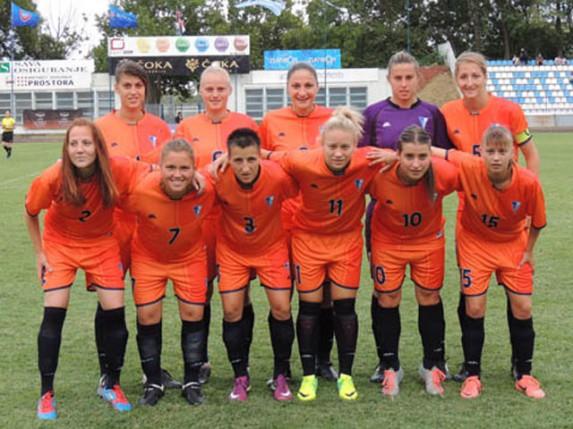 """ŽFK """"Spartak"""" ubedljivom pobedom započeo evropsko takmičenje"""
