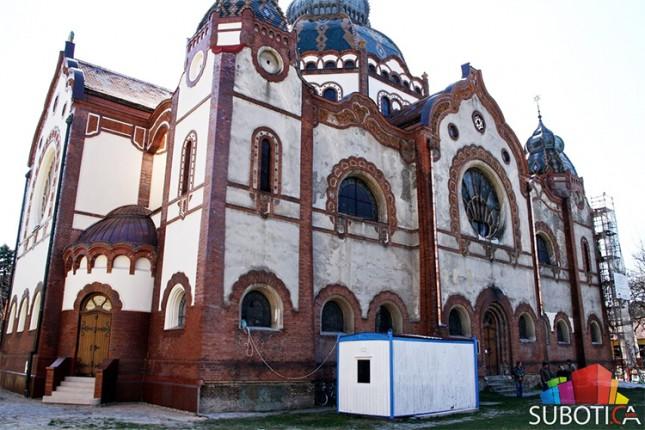 Tender za projekte za dalju obnovu Sinagoge