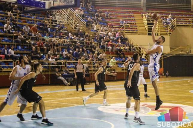 Košarka: Spartak savladao Segedin u humanitarnom meču