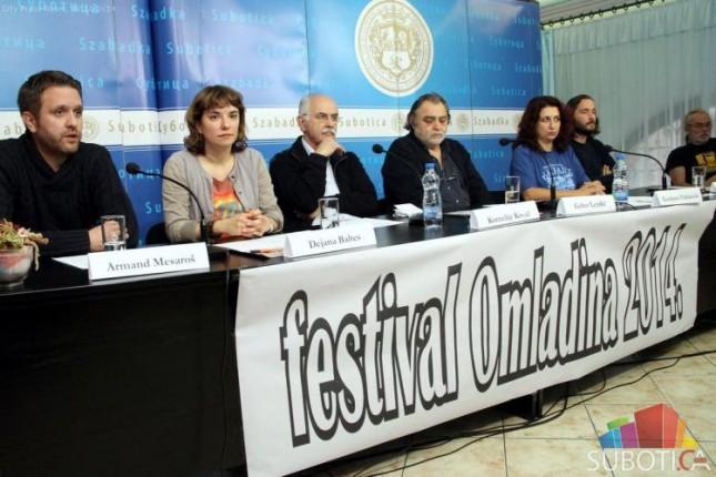 "Bogat muzički program festivala ""Omladina 2014"""