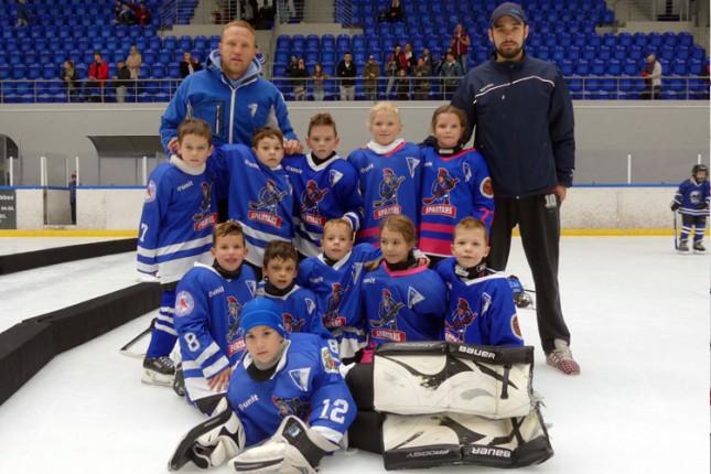 Hokej na ledu: Mlađe selekcije igrale takmičarske mečeve za vikend