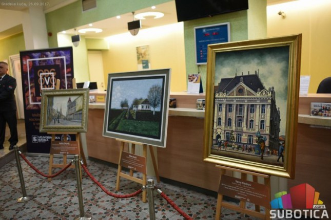 Dela najistaknutijih vojvođanskih umetnika na izložbi u Subotici
