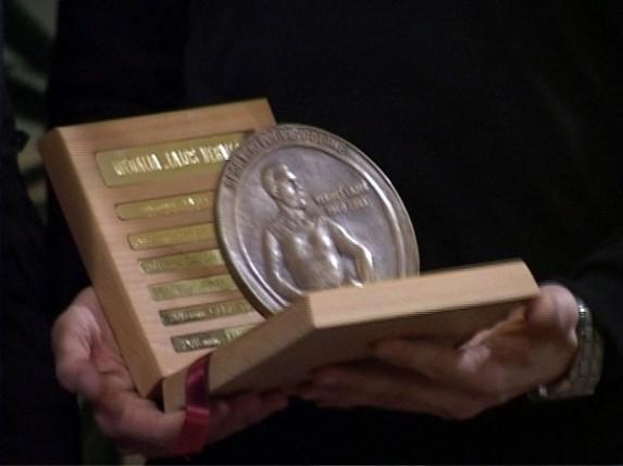 Dodeljene medalje Lajoša Vermeša
