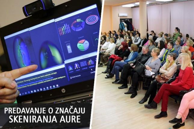 """Skeniranje aure - nova tehnologija u službi zdravlja Poliklinike """"Badawi"""""""