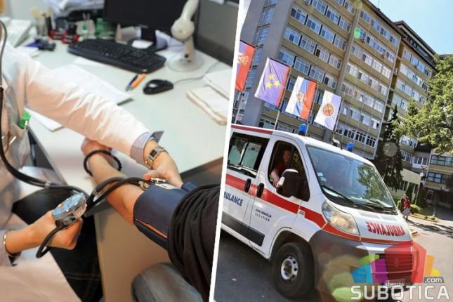 Besplatni preventivni pregledi u nedelju u Opštoj bolnici Subotica