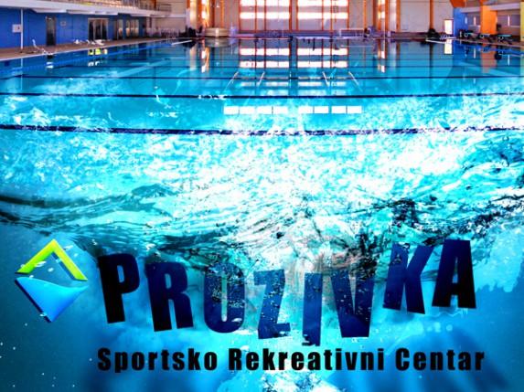 Bazen Prozivka: Škola plivanja za decu