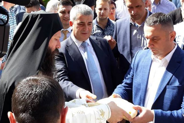 Gradonačelnik Subotice na Kosovu i Metohiji
