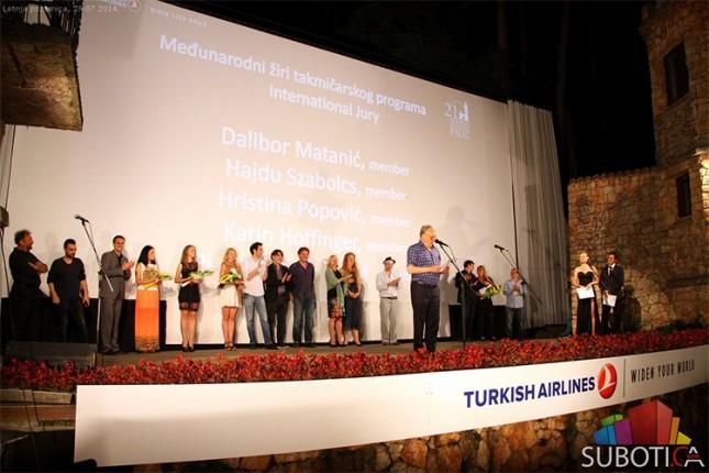 Završen 21. Festival evropskog filma Palić