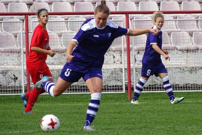 Fudbal (Ž): Spartak u Požarevcu lako do novih bodova
