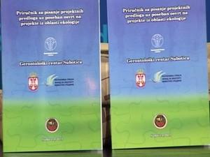 Gerontološki izdao priručnik o pisanju projekata