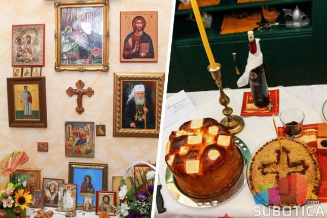 Kolo srpskih sestara obeležilo krsnu slavu Malu Gospojinu